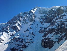Ertlweg - Ortler Nordwand - Eisklettern