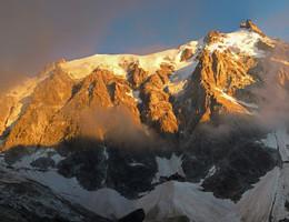 Frendopfeiler - Aiguille du Midi - Mont Blanc Gruppe - Hochtour