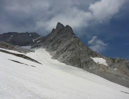 Gesamter Südgrat - Großer Priel - Totes Gebirge - Klettern