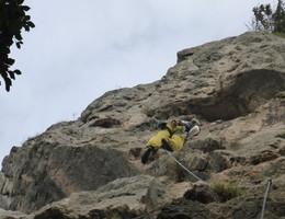 Gödlwand - Ratengrat - Grazer Bergland - Klettern
