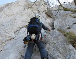 Gratkante - Ratengrat - Grazer Bergland - Klettern