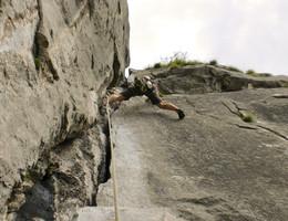 Grauer Weg - Ratengrat - Grazer Bergland - Klettern
