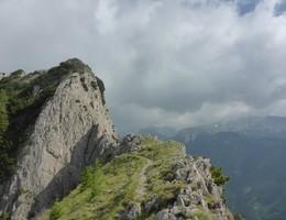 Grete Klinger Steig - Eisenerzer Alpen - Klettersteig