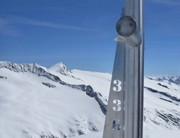 Großer Geiger vom Maurertal - Venedigergruppe - Hohe Tauern - Skitour