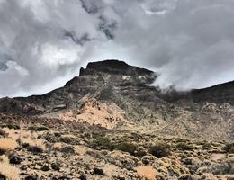 Guajara vom Parador Nacional - Cañadas del Teide - Teneriffa - Wandern