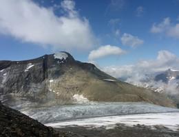 Hinterer Bratschenkopf von der Schwarzenberghütte - Glocknergruppe - Hohe Tauern - Hochtour