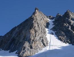 Hochalmspitze Südpfeiler - Ankogelgruppe - Hohe Tauern - Klettern