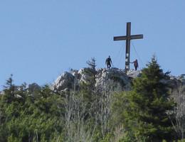 Hochlantsch von der Teichalm - Grazer Bergland - Wandern