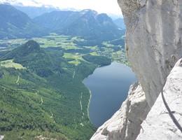 Hoferweg - Trisselwand - Totes Gebirge - Klettern