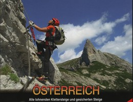 Klettersteigatlas Österreich