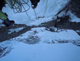 Kristallmond - Hochgolling - Niedere Tauern - Eisklettern