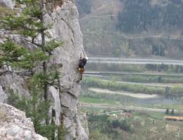 Kuckucksei - Ratengrat - Grazer Bergland - Klettern