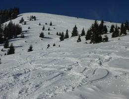 Lärchkogel - Gleinalpe - Skitour