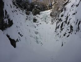 Leistenbach - Stainach - Ennstal - Eisklettern