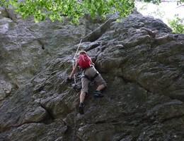 Mödlinger Klettersteig - Wienerwald - Klettersteig