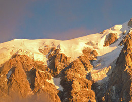Mont Blanc Gruppe