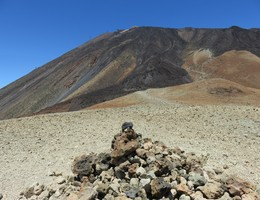 Montaña Blanca - Cañadas del Teide - Teneriffa - Wandern