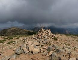 Monte Calva - Korsika - Wandern
