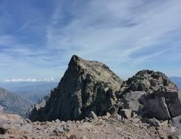 Monte Cintu von Haut Asco - Korsika - Wandern
