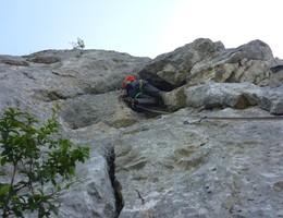 Neue Südwest - Ratengrat - Grazer Bergland - Klettern