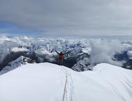 Nordwestgrat - Tocllaraju - Cordillera Blanca - Hochtour