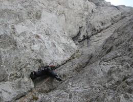 NW Pfeiler - Kleiner Winkelkogel - Hochschwab - Klettern
