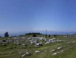 Schöckl vom Schöcklkreuz - Grazer Bergland - Wandern