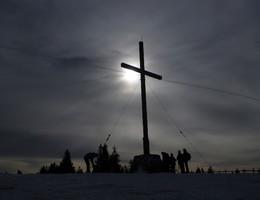 Schöckl vom Steingraben - Grazer Bergland - Skitour