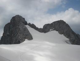 Schulteranstieg - Hoher Dachstein - Klettersteig