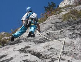 Serengeti - Rote Wand - Grazer Bergland - Klettern