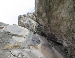 SO Rampe - Ratengrat - Grazer Bergland - Klettern