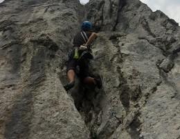 Südpfeiler - Ratengrat - Grazer Bergland - Klettern