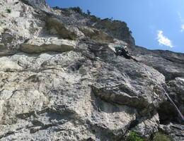 Superdiagonale - Kampermauer - Totes Gebirge - Klettern