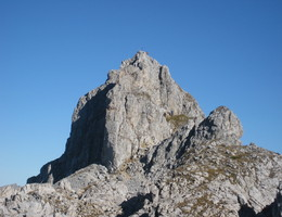 T.A.C. Spitze - Präbichl - Klettersteig
