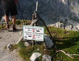 Von der Fölzalm zur Voisthalerhütte - Hochschwab - Wandern