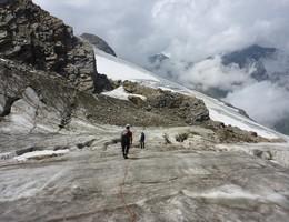Von der Gruberscharte zur Oberwalderhütte - Glocknergruppe - Hohe Tauern - Hochtour