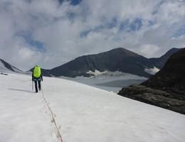 Von der Oberwalderhütte zur Schwarzenberghütte - Glocknergruppe - Hohe Tauern - Hochtour