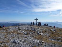 Von der Voisthalerhütte auf den Hochschwab - Hochschwab - Wandern