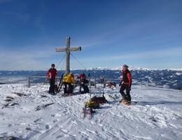 Wildeggkogel vom Krumeckgraben - Gleinalpe - Skitour