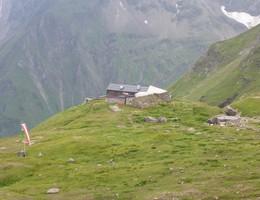 Zustieg zur Schwarzenberghütte - Glocknergruppe - Hohe Tauern - Wandern