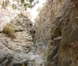 La Martela enger Barranco