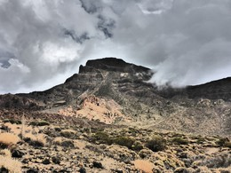 Guajara vom Parador Nacional - Cañadas del Teide - Teneriffa