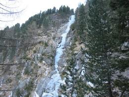 Triestennöckl Eisfall - Reintal