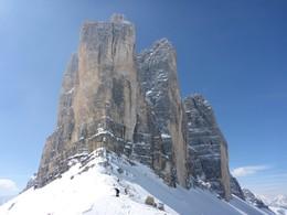 Umrundung der drei Zinnen - Sextner Dolomiten