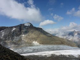 Hinterer Bratschenkopf von der Schwarzenberghütte - Glocknergruppe - Hohe Tauern