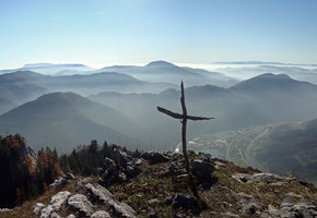 Alte Südwest - Röthelstein - Grazer Bergland