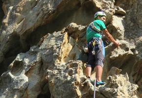 Candella di l'oro - Punta Spenicazzia - Restonica - Korsika