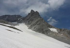 Gesamter Südgrat - Großer Priel - Totes Gebirge