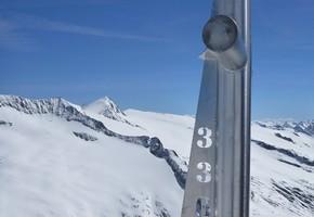 Großer Geiger vom Maurertal - Venedigergruppe - Hohe Tauern