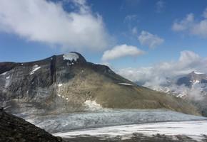 Hinterer Bratschenkopf von der Schwarzenberghütte - Hohe Tauern